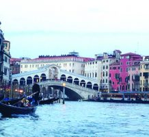 Getting lost in Venice, for the fun of it