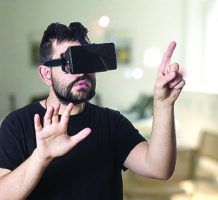 "Here's what ""virtual reality"" is really like"