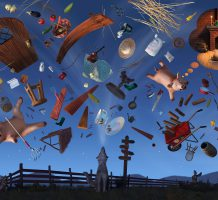 Playful photos, props a delight at Walters
