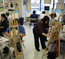 Classes that will unleash your inner artist