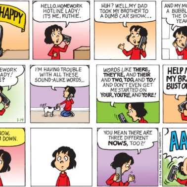 One Big Happy – 1/14/18