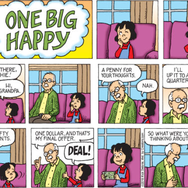 One Big Happy – 2/18/18
