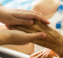 Palliative care is for anyone seriously ill