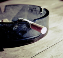 Risks abound in secondhand smoke, too