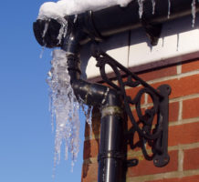 How to prevent water damage this winter