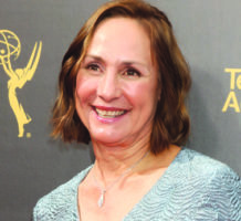 Laurie Metcalf gets her first Oscar shot