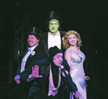 It's alive! Young Frankenstein at Toby's