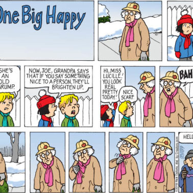 One Big Happy – 2/25/18