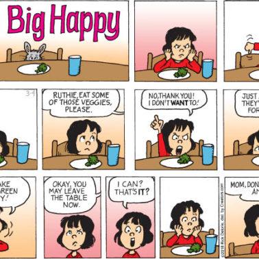 One Big Happy – 3/4/18