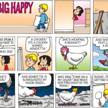 One Big Happy – 3/11/18