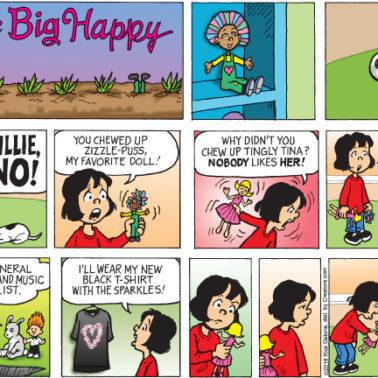 One Big Happy – 3/18/18