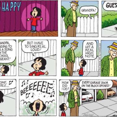 One Big Happy – 3/25/18