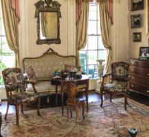 Love stories from five Virginia presidents