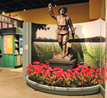 Two exhibits for World War I centennial