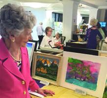 Communities offer opportunities for art