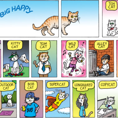 One Big Happy – 4/8/18