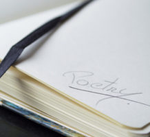 Ways to celebrate National Poetry Month