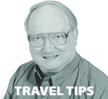 Good news for those contemplating trips