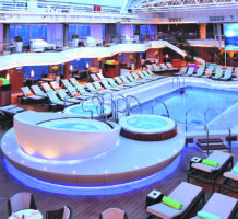 A look at new ships and trends in cruising