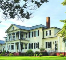 Taking it easy at three historic Virginia inns