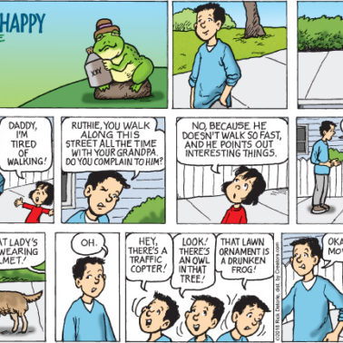 One Big Happy – 4/22/18