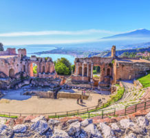 Exploring Sicily's wide range of pleasures