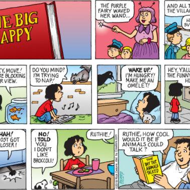 One Big Happy – 6/3/18