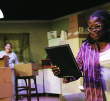 Ghostly matters raised in 'The Quickening'
