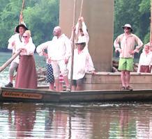 Batteau festival celebrates the James River