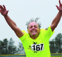 Going for the gold at the Senior Games