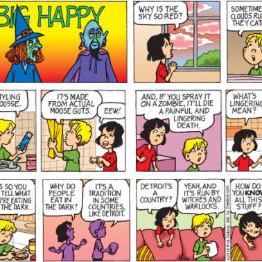 One Big Happy – 6/17/18