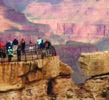 Exploring the Grand Canyon's grandeur