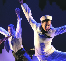 Marvelous musical revisits 1940s New York