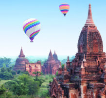 Off the beaten path: our trip to Myanmar