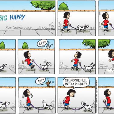 One Big Happy – 8/19/18