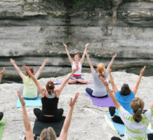 Yoga can relieve back pain, bolster bones
