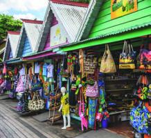 Enjoying the simple pleasures of Jamaica