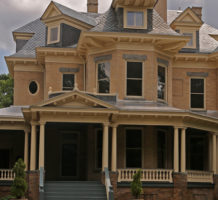 Holly Lawn: Damaged home transformed