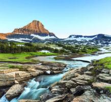 Montana: vanishing glaciers and grizzlies