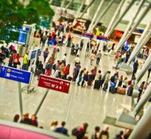 How to shorten the airport screening line