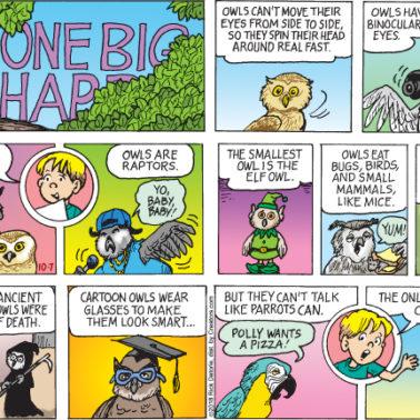 One Big Happy – 10/7/18
