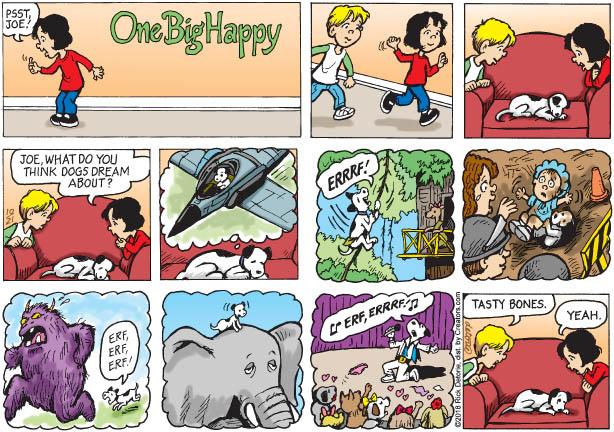 One Big Happy – 10/21/18