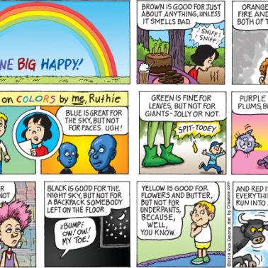 One Big Happy – 11/18/18