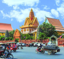 In low-cost Cambodia, there's much to see
