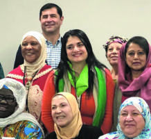 Reaching out to older Muslims