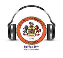 Fairfax 50+ Podcast – Talk about Celebration of the Arts