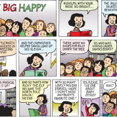 One Big Happy – 12/23/18