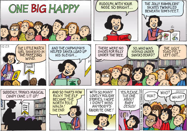 One Big Happy – 12/23/18