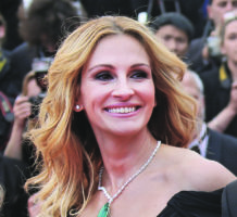 For Julia Roberts, things improve with age