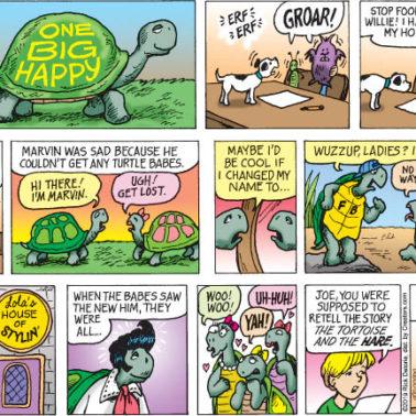 One Big Happy – 3/24/19